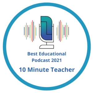 10 Minute Teacher badge