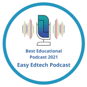 Easy Edtech Podcast badge