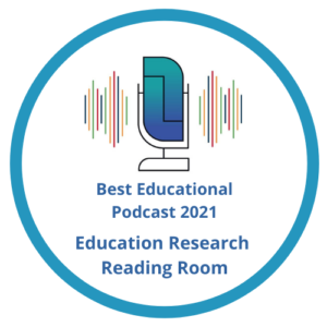Education Research Reading Room badge