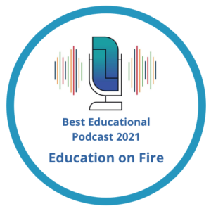 Education on Fire badge