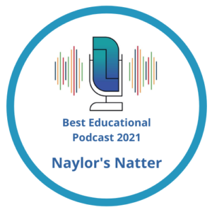 Naylor's Natter badge