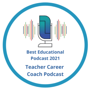 Teacher Career Coach Podcast badge
