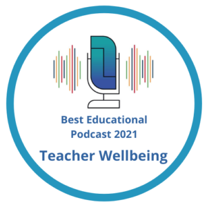 Teacher Wellbeing badge