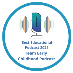 Team Early Childhood Podcast badge
