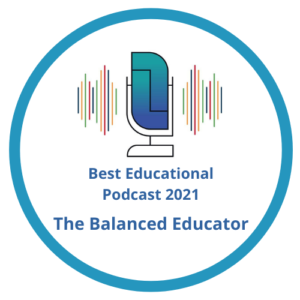 The Balanced Educator badge