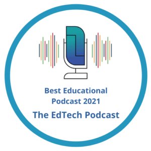The Edtech Podcast badge