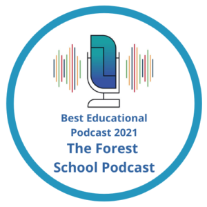 The Forest School Podcast badge