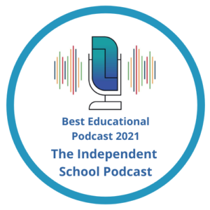 The Independent School Podcast badge