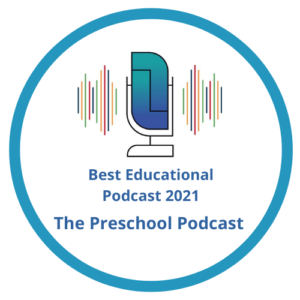 The Preschool Podcast badge