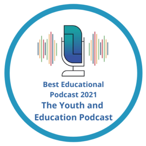 The Youth and Education Podcast badge