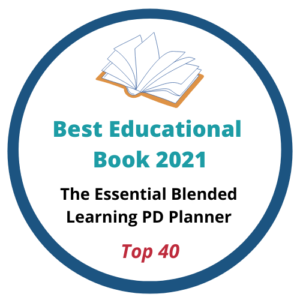 The Essential Blended Learning PD Planner Book